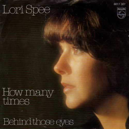 Lori Spee - How Many Times | Top 40